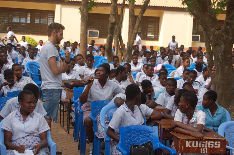 Kumasi Girls SHS - Seminar